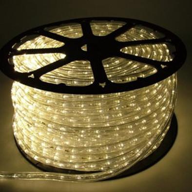 発光ロープライト/45m/電球色/60755WWT