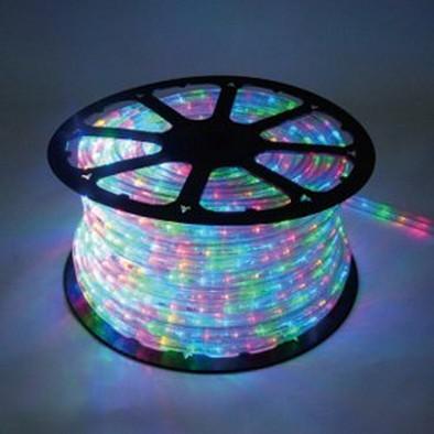 発光ロープライト/45m/マルチ/60755MLT