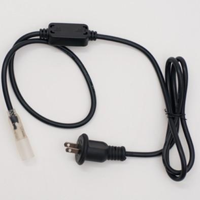 発光ロープライト専用電源コード/常点用/60757-01