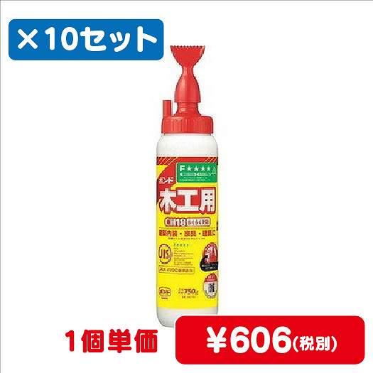 コニシボンド/CH18/750g/#40167/10コ入【個人様・現場配達不可】