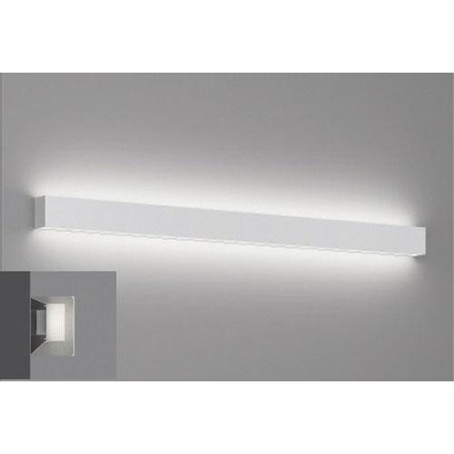 遠藤照明,施設照明,デザインベースライト,リニア50,直付ブラケットタイプ(上下配光),本体:単体/連結兼用,L:600タイプ,ERK9996W