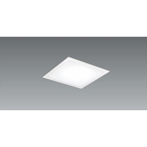 遠藤照明,施設照明,LEDスクエアベースライト,300シリーズ,埋込,フラット乳白パネル,2700lmタイプ,無線調光