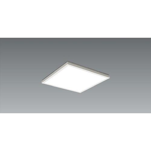 遠藤照明,施設照明,LEDスクエアベースライト,450シリーズ,直付,フラット乳白パネル,6000lmタイプ,無線調光