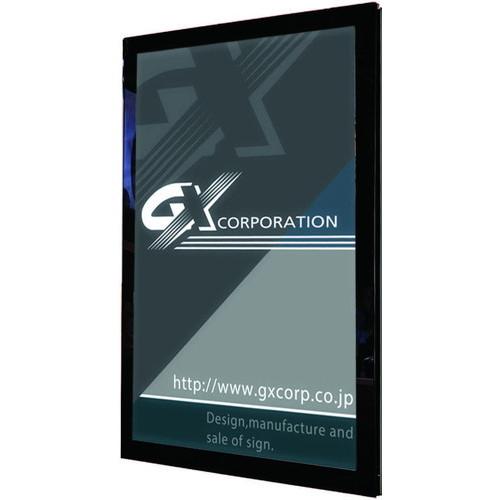 GX,フレーネ壁面用サインB2サイズ,(片面)