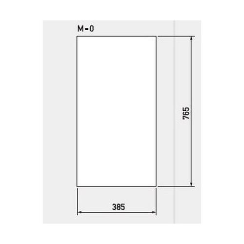 GX,マルチポップサイン,白無地面板(1.5t)M-0