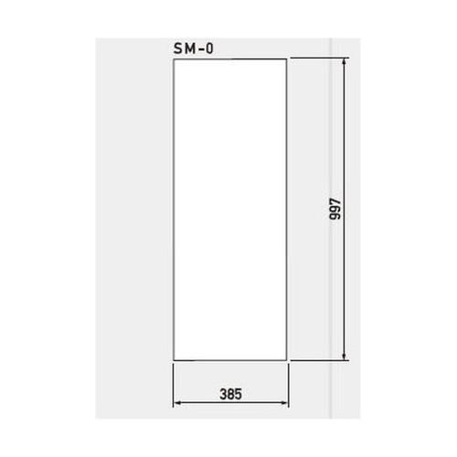 GX,スーパーマルチポップサイン,白無地面板,SM-0