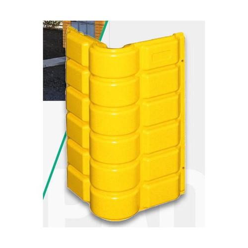 GXセーフティコーンパッドコーナー用Lタイプ本体G-CP1-YG-CP1-Gなら看板材料.comの商品画像