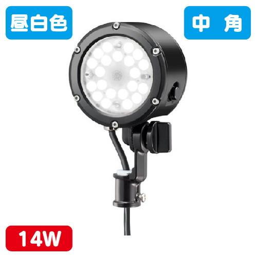岩崎電気,E30014M/NSAN9/BK,LED投光器,レディオックフラッドルント,14Wタイプ,中角