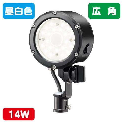 岩崎電気,E30014W/NSAN9/BK,LED投光器,レディオックフラッドルント14Wタイプ,広角,セルフバラスト水銀ランプ160W