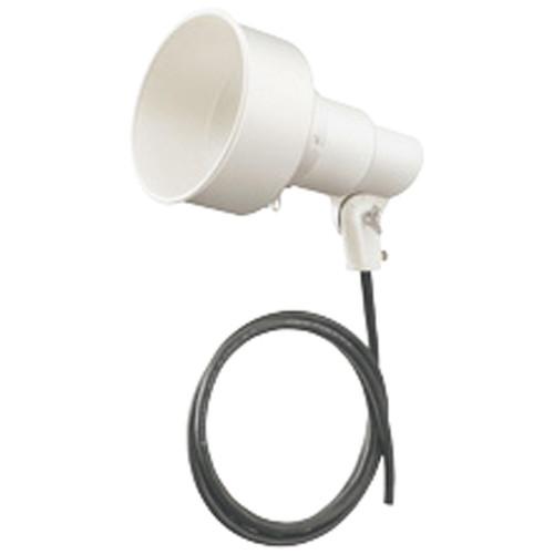 岩崎電気,K00F/W-L14,投光器,K形アイランプホルダ,フード付,アーム取付タイプ