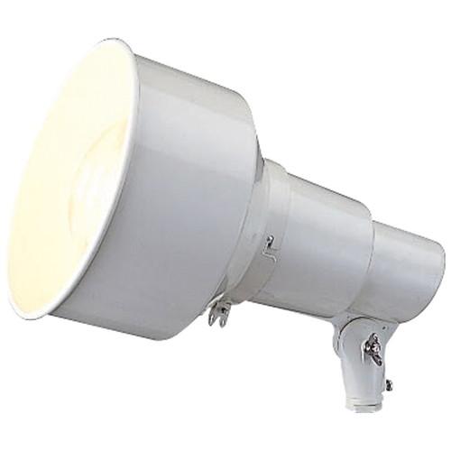 岩崎電気,S00F/W-L14,投光器,S形アイランプホルダ,フード付,アーム取付タイプ