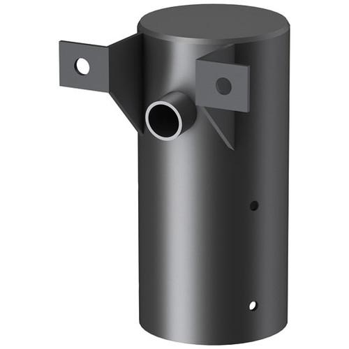 岩崎電気,FA34/DG,投光器接続具,1灯用ポールトップ用水平取付金具