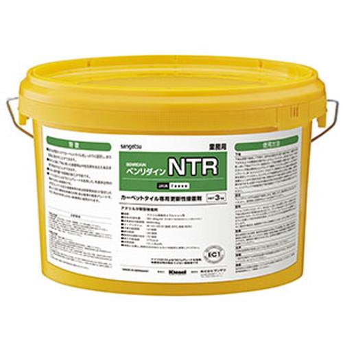 サンゲツ,接着剤,床用,更新性接着剤,NTR,3kg,BB-368