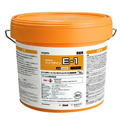サンゲツ,接着剤,,床用,アクリル樹脂系エマルション形,E-1,12kg,BB-514