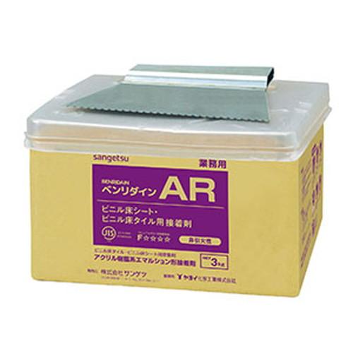 サンゲツ,接着剤,床用,アクリル樹脂系エマルション形,AR,3kg,BB-517