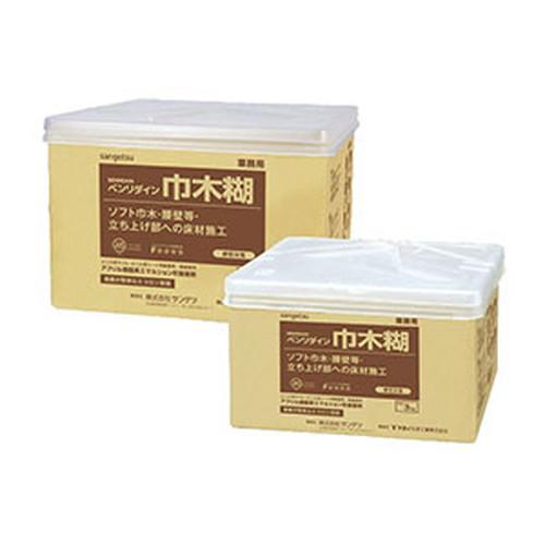 サンゲツ,接着剤,床用,巾木専用接着剤・垂直面施工専用接着剤,巾木糊,8Kg,BB-560