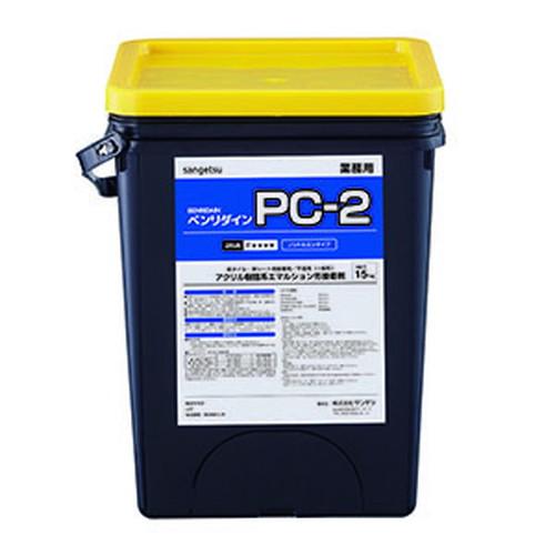 サンゲツ,接着剤,床用,アクリル樹脂系エマルション形,PC-2,15kg,BB-576
