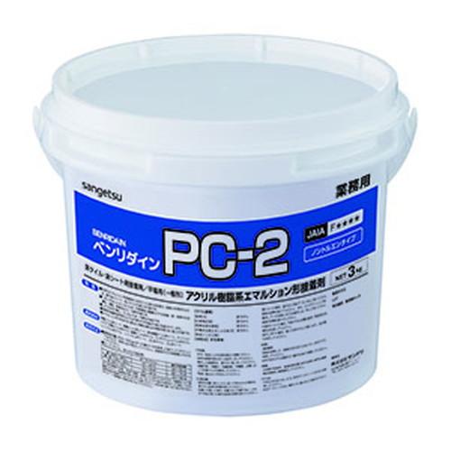 サンゲツ,接着剤,床用,アクリル樹脂系エマルション形,PC-2,3kg,BB-577