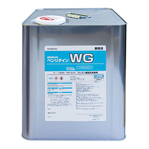 サンゲツ,接着剤,床用,耐湿工法用接着剤(1液性),WG,16kg,BB-601