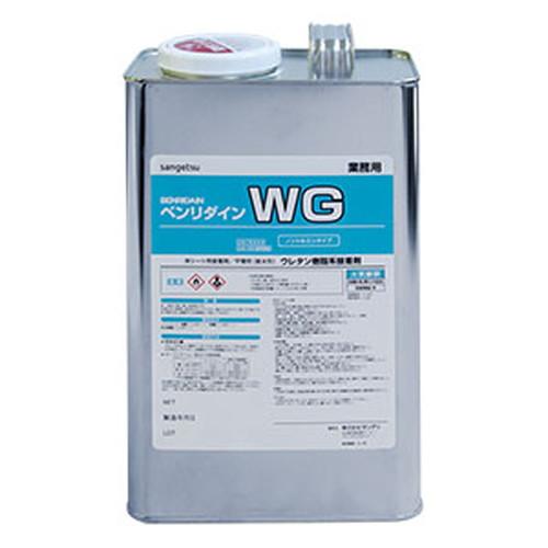 サンゲツ,接着剤,床用,耐湿工法用接着剤(1液性),WG,5kg,BB-603