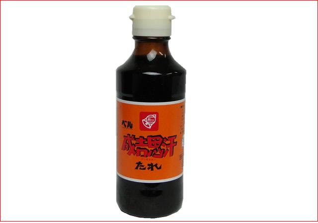 ジンギスカンたれ(ベル食品・200ml)