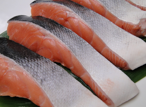 生時しらず(時鮭) 約3.5kg