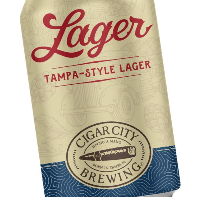 【クール便必須】 Ciger City (シガーシティ) Lager (ラガー)缶 473ml
