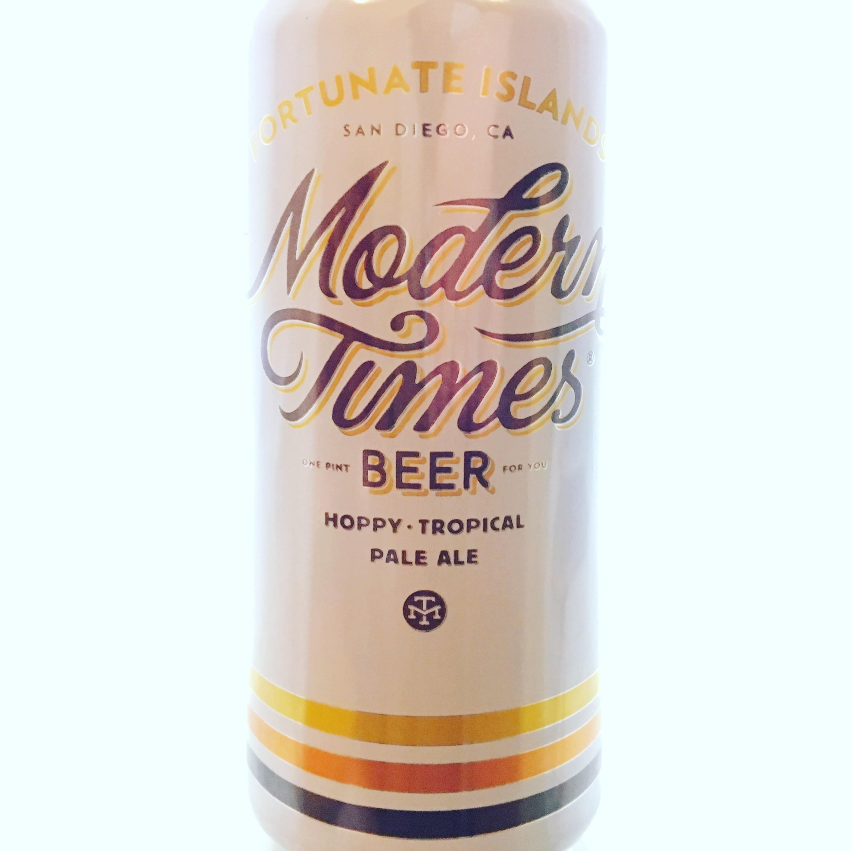 【クール便必須】 Modern Times (モダンタイムス) Fortunate Islands (フォーチュネイトアイランズ)缶 473ml
