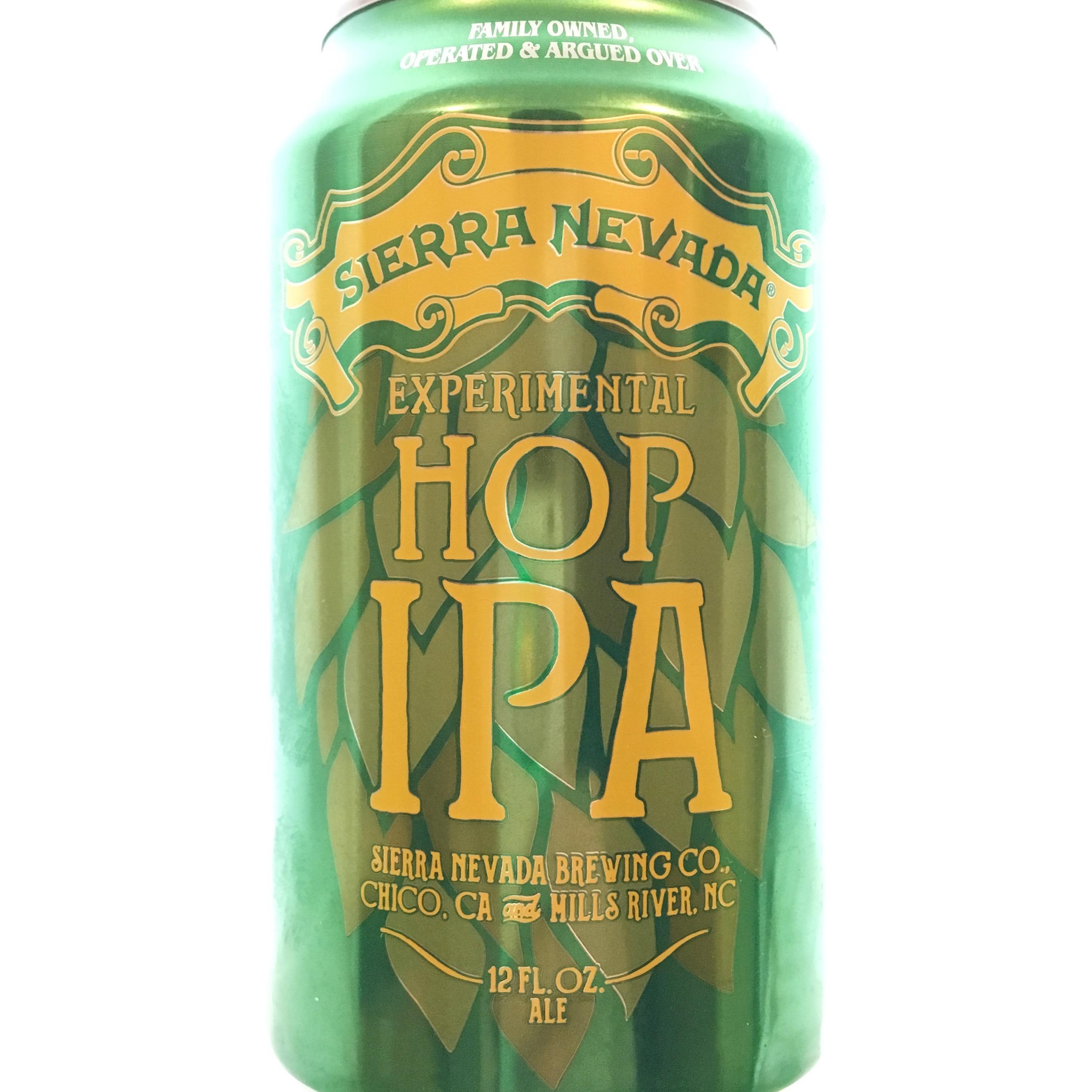 【クール便必須】 Sierra Nevada (シエラネバダ) Experimental Hop IPA (エクスペリメンタル ホップ IPA)缶 355ml