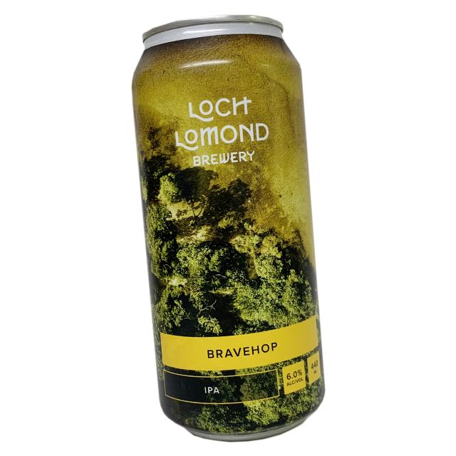 ロッホローモンド ブレイブホップ IPA 440ml (缶)