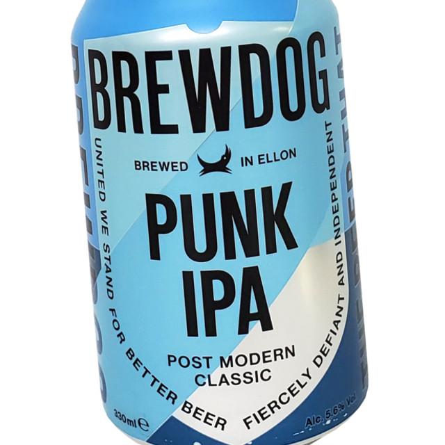 BrewDog (ブリュードッグ) パンク IPA 330ml (缶)