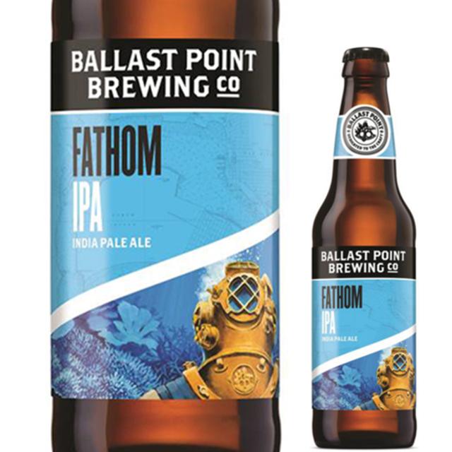 Ballast Point (バラストポイント) ファゾムIPA 355ml