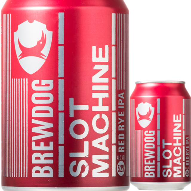BREWDOG スロットマシーン IPA 330ml (缶)