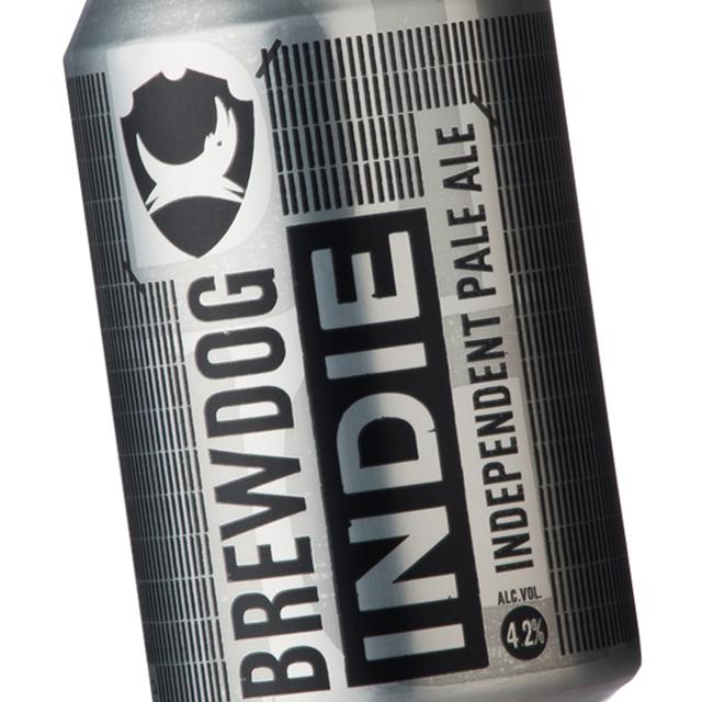 BrewDog (ブリュードッグ) インディー 330ml (缶)