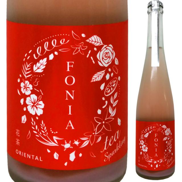 【クール便必須】FONIA tea ORIENTAL sparkling 500ml