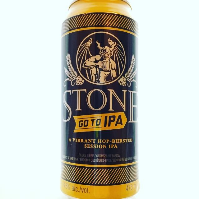 【クール便必須】 Stone (ストーン) Go to IPA (ゴートゥーIPA)缶 473ml