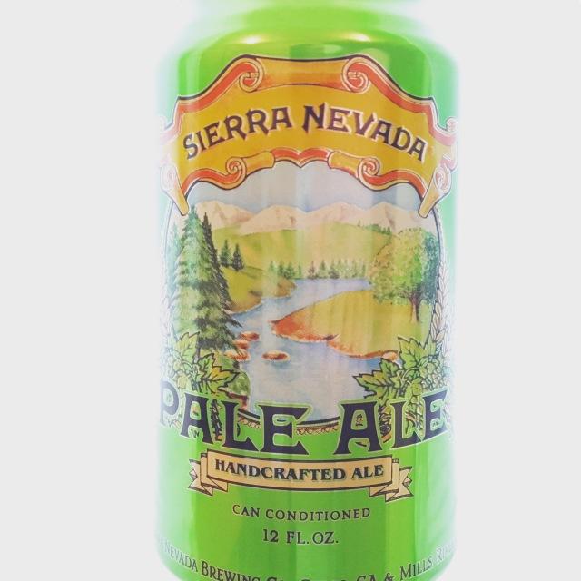 【クール便必須】 Sierra Nevada (シエラネバダ) Pale Ale (ペールエール)缶 355ml