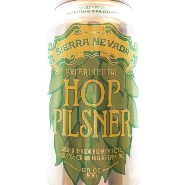 【クール便必須】 Sierra Nevada (シエラネバダ) Experimental Hop Pilsner (エクスペリメンタル ホップ ピルスナー)缶 355ml