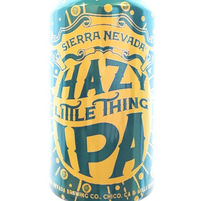 【クール便必須】 Sierra Nevada (シエラネバダ) Hazy Little Thing IPA (ヘイジー リトル シングIPA)缶 355ml