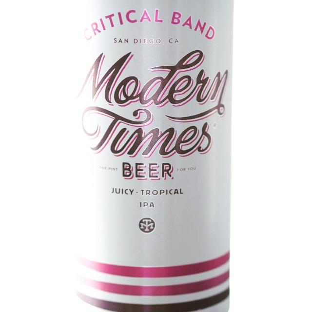【クール便必須】 Modern Times (モダンタイムス) Critical Band (クリティカルバンド)缶 473ml