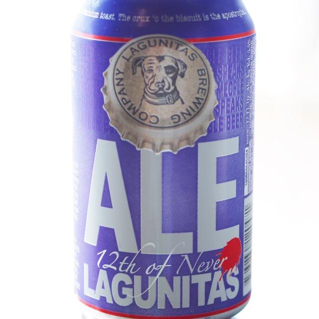【クール便必須】 Lagunitas (ラグニタス) 12th of Never (12thオブ ネバー)缶 355ml