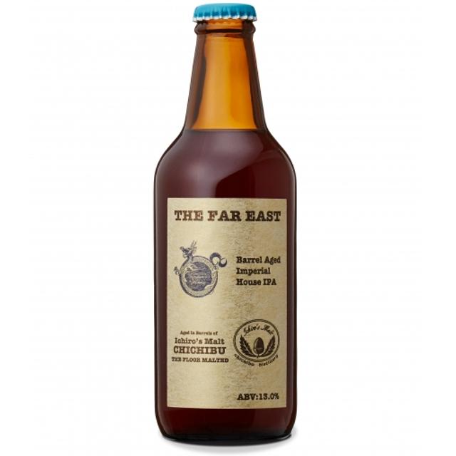 【クール便必須】 志賀高原ビール The Far East (ファーイースト) 330ml