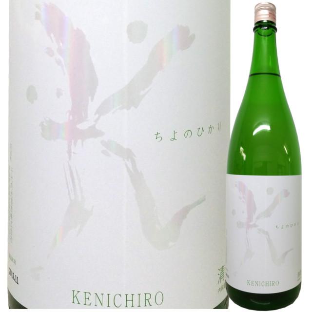 純米吟醸 KENICHIRO 白ラベル 1800ml