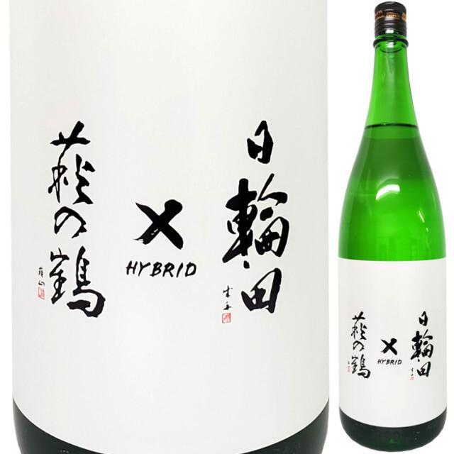 萩の鶴 × 日輪田 HYBRID 1800ml