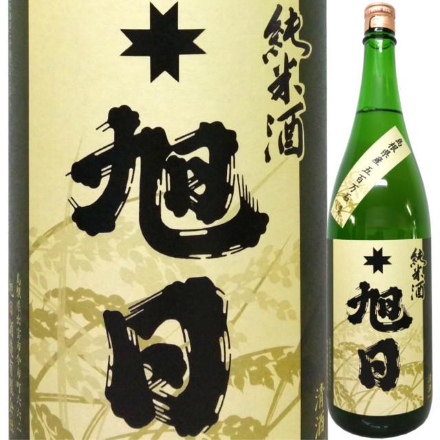 十旭日 純米酒 加水火入 五百万石 1800ml