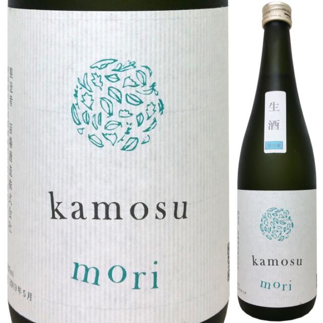 醸す森 -kamosu mori- 純米吟醸 生酒  720ml