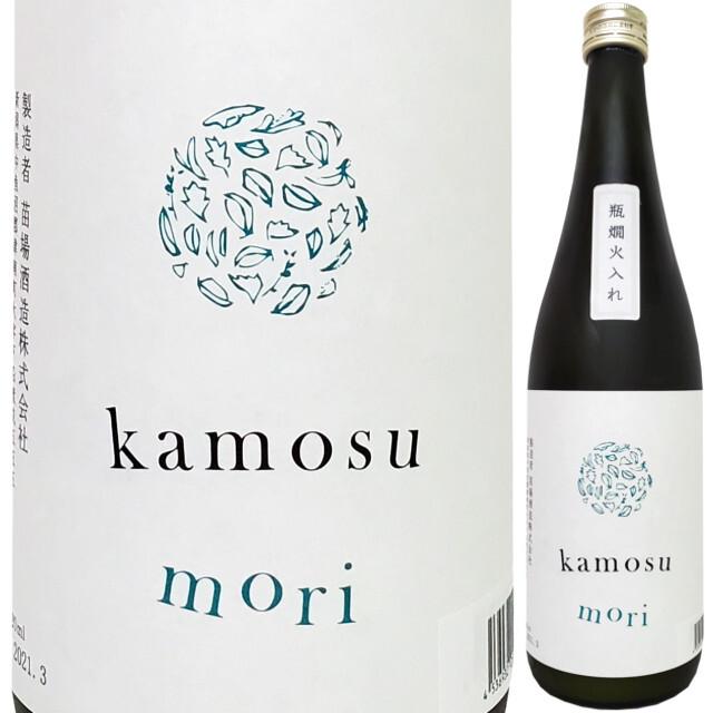 醸す森 -kamosu mori- 純米吟醸 生貯蔵酒(瓶燗火入れ)  720ml