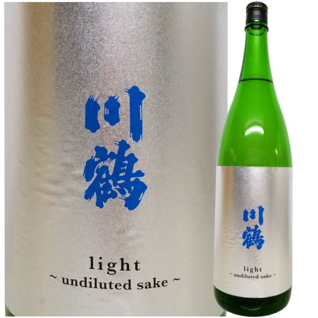 川鶴 light 1800ml