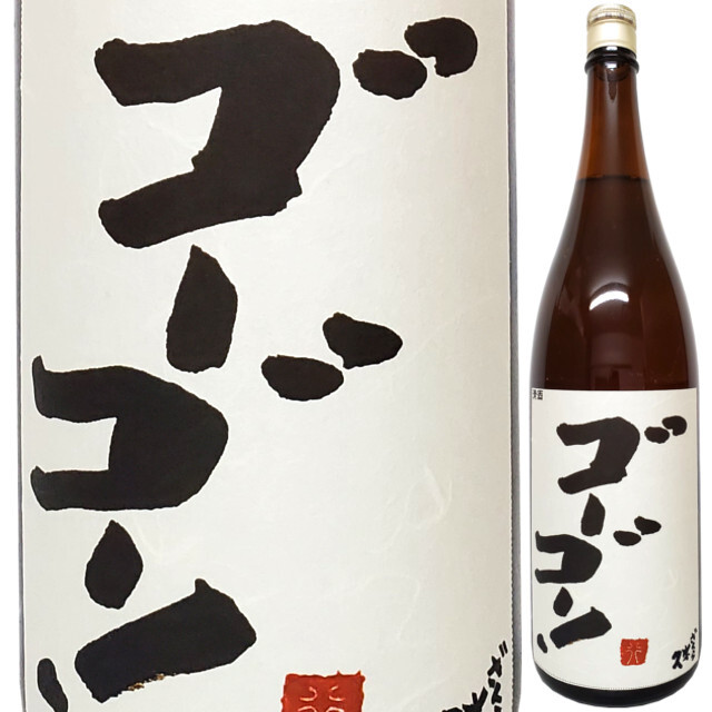 久米桜 きもと純米 「ゴーゴー」 強力70% 1800ml