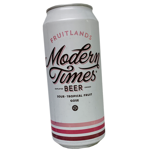 【クール便必須】 Modern Times (モダンタイムス)  FRUITFANDS (フルートランズ)缶 473ml